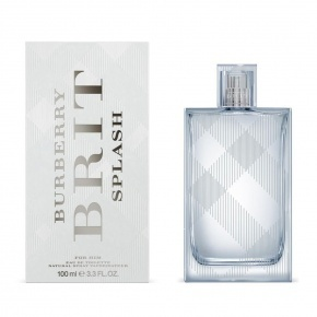 Burberry Brit Splash EDT férfiaknak 100 ml