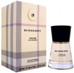Burberry Touch women edp 100ml