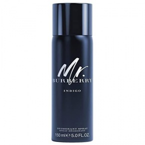 BURBERRY - Mr. Burberry Indigo - Deo Spray 150 ml