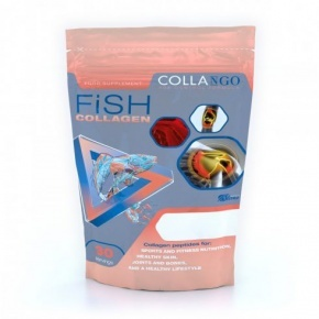 Collango Collagen Fish kollgén natúr 150g