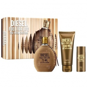 Diesel Fuel for Life homme edt 75ml+ SG100ml + SG50ml