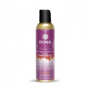 Dona Scented Tropical Tease illatos masszázsolaj 110 ml