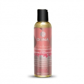 Dona Kissable Vanilla Buttercream ízes masszázsolaj 110 ml