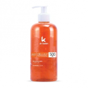 Dr.Kelen Fitness Cellulit - narancsbőr ellen 500ml
