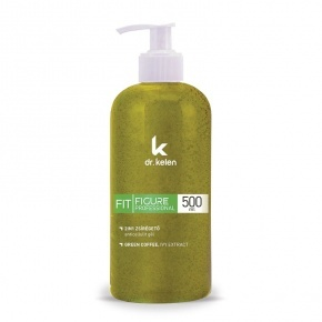 Dr.Kelen Fitness Figure 2in1 – karcsúsító + anticellulit gél (pumpás) 500ml