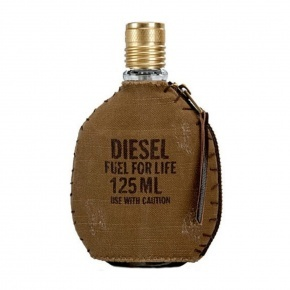 Diesel Fuel for Life Men EDT férfiaknak 125 ml