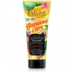 Eveline Cosmetics Food for hair banana care hajsampon 250ml