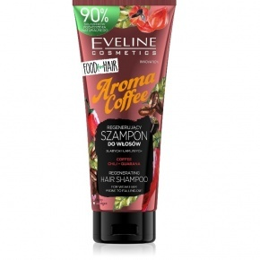 Eveline Cosmetics Food for hair aroma cofee hajsampon 250ml