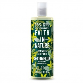 Faith in Nature Kondicionáló - Tengeri hínár és Citrus 400 ml
