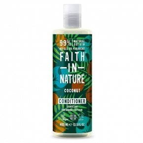 Faith in Nature Kondicionáló - Kókusz 400 ml
