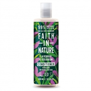 Faith in Nature Kondicionáló - Levendula és geránium 400 ml