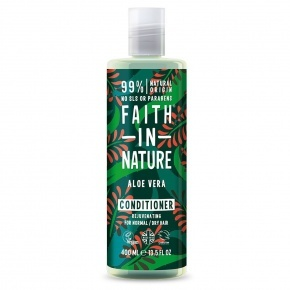 Faith in Nature Kondicionáló - Bio aloe vera 400 ml