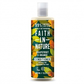 Faith in Nature Kondicionáló - Grapefruit és Narancs 400 ml