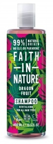 Faith in Nature Sampon - Sárkánygyümölcs 400 ml