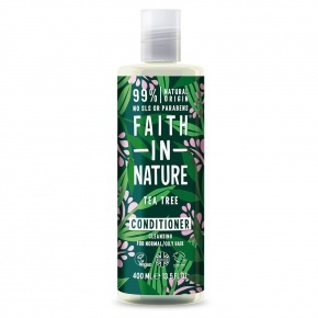 Faith in Nature Kondicionáló - Teafa 400 ml