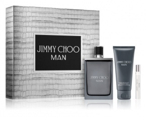 Jimmy Choo Man edt 100ml+edt7.5+ASb100ml