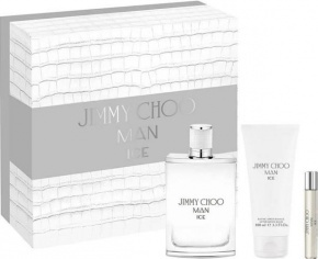 Jimmy Choo Man Ice edt 100ml+edt7,5+ASb100ml