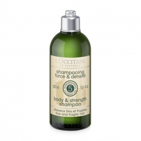 L'Occitane Aromachologie Body & Strength hajdúsító sampon 300 ml