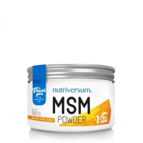 Nutriversum BASIC MSM powder 150 g