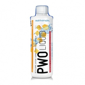 Nutriversum FLOW PWO Liquid 500 ml mango