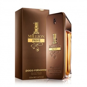 Paco Rabanne One Million Privé EDP férfiaknak 100 ml