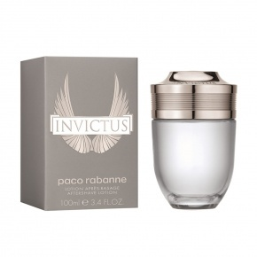 Paco Rabanne Invictus after shave férfiaknak 100 ml