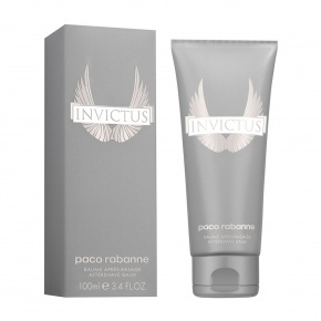 Paco Rabanne Invictus after shave balzsam férfiaknak 100 ml