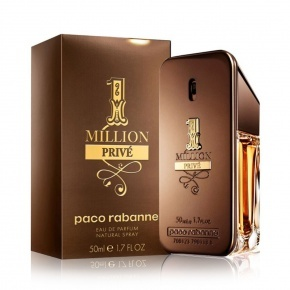 Paco Rabanne One Million Privé EDP férfiaknak 50 ml