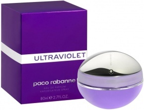 Paco Rabbanne Ultraviolet women edp 80ml