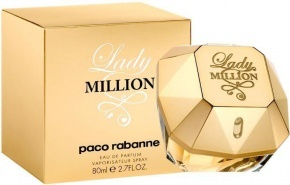Paco Rabbanne Lady Million edp 80ml