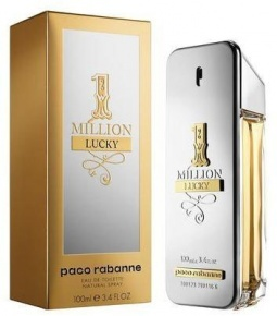 Paco Rabbanne 1 Million Lucky edt 100ml