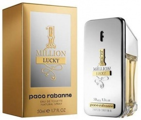 Paco Rabbanne 1 Million Lucky edt 50ml