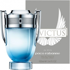 Paco Rabbanne Invictus Aqua edt 100ml