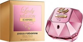 Paco Rabbanne Lady Million Empire edp 80ml