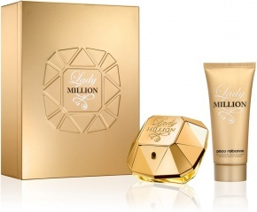 Paco Rabbanne Lady Million edp 80ml + BL100ml