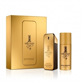 Paco Rabbanne 1 Million edt 100ml + deo150ml